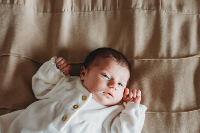 Lifestyle Newborn Session Baldwin City Lawrence Olathe Topeka Kansas Kayla Kohn Photography