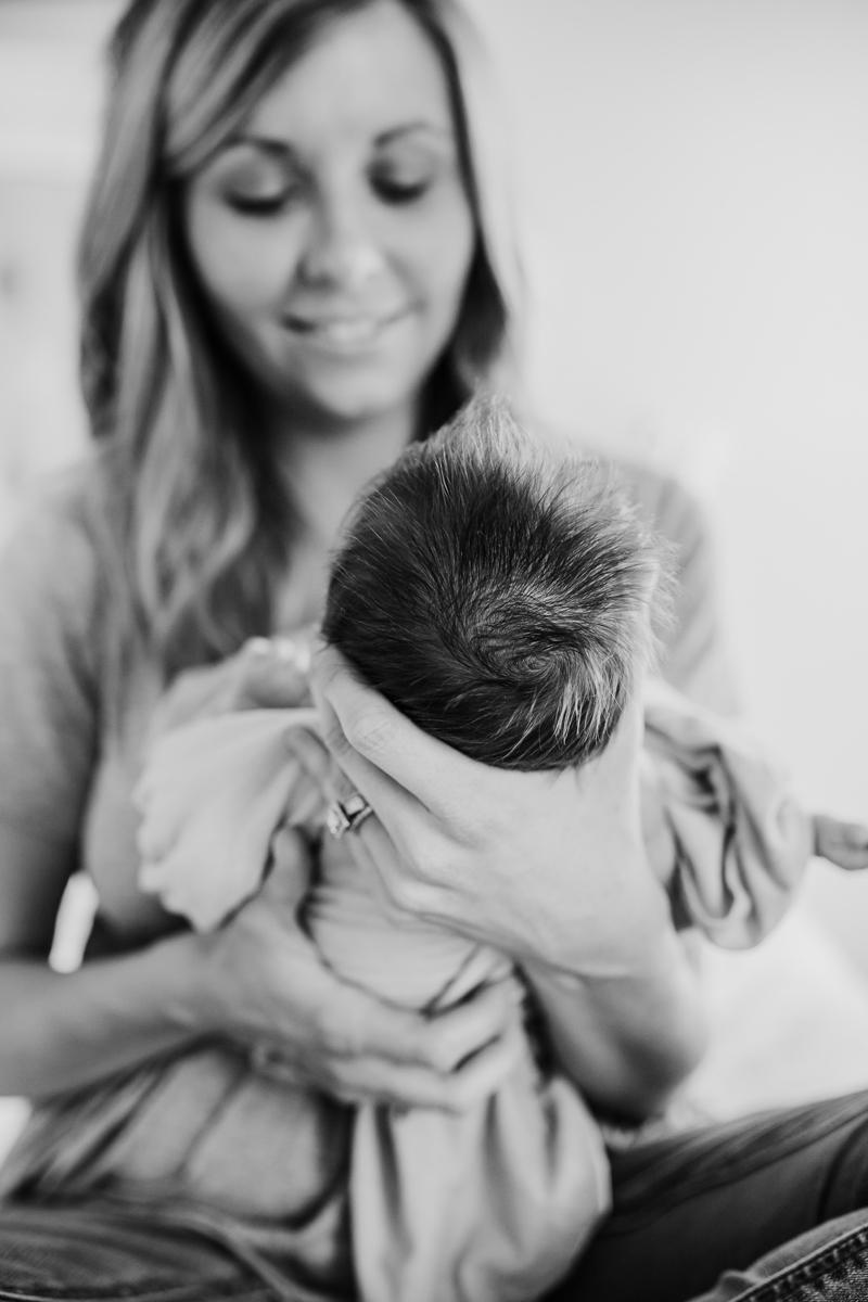 lawrence kansas newborn photographer