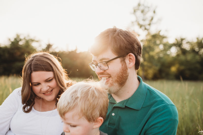 Family Photography Lawrence Kansas by Kayla Kohn